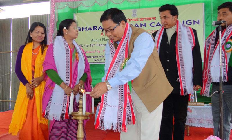 Bharat Nirman Manipur